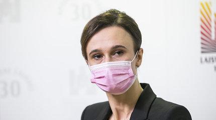 V.Čmilytė-Nielsen: mokami testai darbuotojams – pasverta priemonė