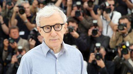 Po kaltinimų dukros tvirkinimu JAV leidykla nusprendė neleisti Woody Alleno memuarų
