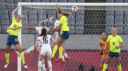 """""""NY Times"""": Moterys olimpinėse žaidynėse – ar pagaliau sulauksime proveržio?"""