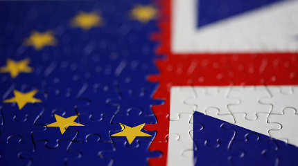 """Londonas ir Briuselis sutarė dėl ES ambasadoriaus statuso po """"Brexit"""""""