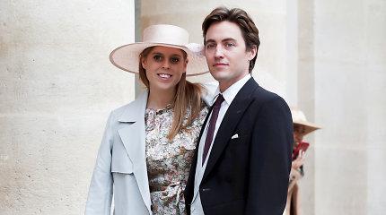 Princesė Beatrice su vyru Edoardo susilaukė pirmos atžalos: gimė dukra