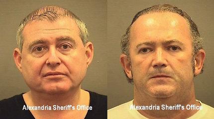 JAV suimti du floridiečiai, susiję suD.Trumpo advokatuir tyrimu dėl Ukrainos