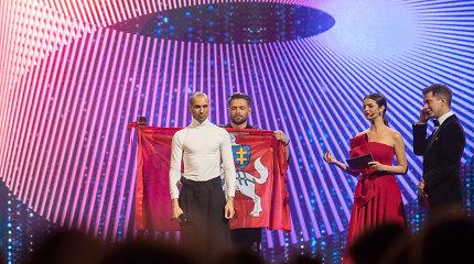 """LRT patvirtino: dalis """"Eurovizijos"""" balsų nebuvo įskaityti"""