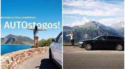 """""""Mano AUTOstogos"""": skelbiame rugpjūčio nugalėtoją – už nuotrauką iš Austrijos"""