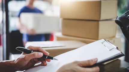 Latvijos pašto apyvarta pirmąjį metų ketvirtį išaugo 16 proc.
