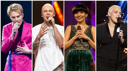 Metų daina: išrinkite, kuri lietuvių atlikėjo daina 2019-aisiais sužavėjo labiausiai