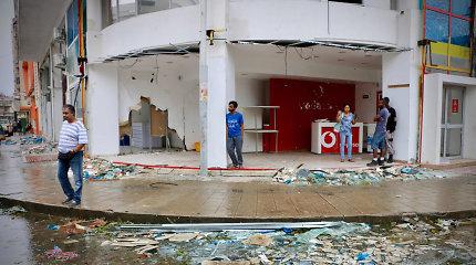 Zimbabvėje ir Mozambike praūžęs ciklonas nusinešė daugiau kaip 160 gyvybių