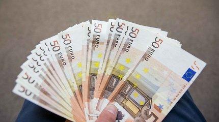 Trišalėje taryboje dėl MMA nesutarta: profsąjungos siūlo 750 eurų, verslas – 703