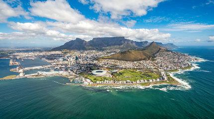 Kitokia Afrika: miestai, kuriuos verta aplankyti