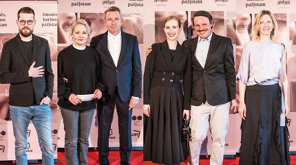 Naujos lietuviškos juostos premjeroje – filmo žvaigždės ir kviestiniai svečiai