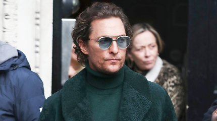 M.McConaughey atskleidė paauglystėje patyręs seksualinę prievartą, bet auka savęs nelaikantis