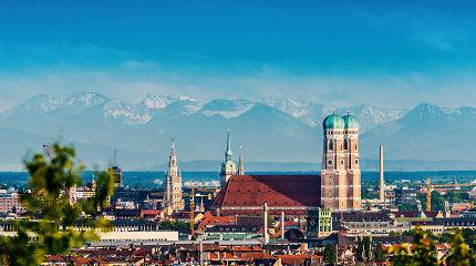 Unikalus Vokietijos miestas: 5 neatrastos vietos Bavarijos sostinėje