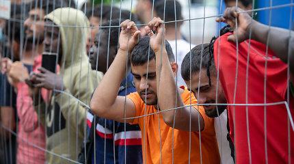 E.Gudzinskaitė: Lietuvą jau paliko per 100 migrantų, likę sprendimai – per tris mėnesius