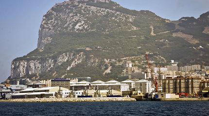 """Irano revoliucinė gvardija: JK ir JAV """"pasigailės"""", kad areštavo tanklaivį prie Gibraltaro"""