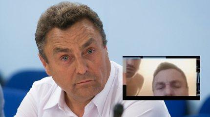P.Gražulis eteryje tęsia skandalą: Seimo viešbučio bute būta ir daugiau vyrų