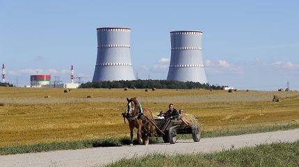 VATESI: Astravo AE paleidimas tęsiamas ignoruojant saugos prioritetus