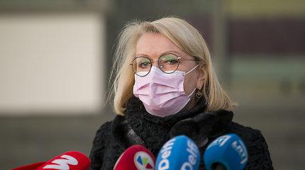 Prof. L.Jančorienė apie skiepus nuo gripo ir COVID-19: abu galite gauti vienu metu