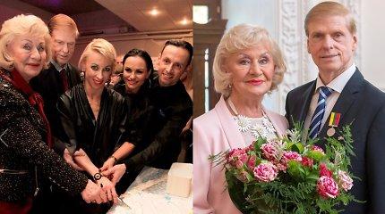 """Legendinei šokėjai Jūratei Norvaišienei – 85-eri: """"Svarbiausia – bendravimas su žmogumi"""""""