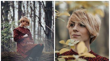 SEL vokalistė Silvija Pankūnaitė susilaukė pirmagimės: gimė per Jonines, bet įtakos vardui tai neturėjo