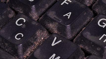Kaip tiesiog namuose išblizginti kompiuterius?
