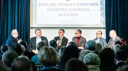 Kovos dėl Vilniaus istorinės atminties: nuo daugiakultūrinio miesto iki lietuviškos sostinės