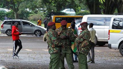 Kenijoje džihadistai nužudė tris mokytojus, dar vieną pagrobė