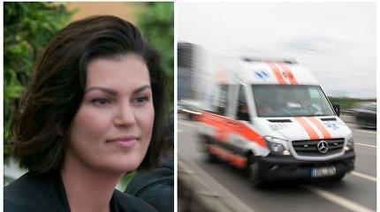 Nugaros skausmus kentusi D.Stakėnienė nusivylė ligoninės medikų darbu: teko gydytis privačiai
