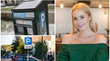 """Po naujų metų padidintas mokestis supykdė Rūtą Mazurevičiūtę: """"Statyti automobilį tapo tikra prabanga"""""""