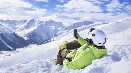 Atostogoms vyksite slidinėti? 5 naudingos programėlės