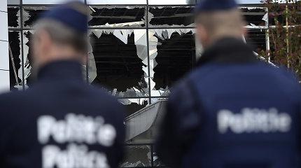 Briuselio Molenbeko rajone – antiteroristinė operacija