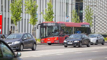 Nepavykus susitarti, Vilniaus viešojo transporto profsąjunga tarsis dėl streiko