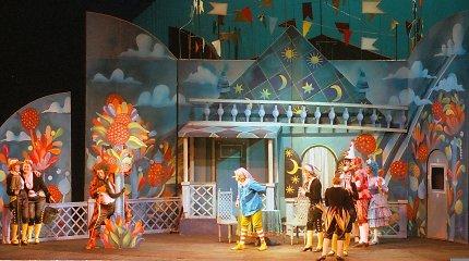 Opera ir baletas vaikams atkeliauja į namus