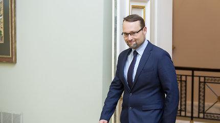 Prisieks naujas kultūros ministras Mindaugas Kvietkauskas