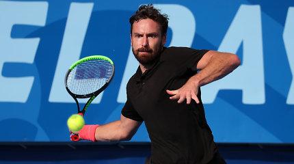 """Buvę pirmo 20-uko atstovai susigrūmė """"Challenger"""" turnyro finale – pergale džiaugėsi latvis"""