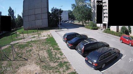 Po kilusio triukšmo dėl į Ruklos gyventojų butų langus atsuktų vaizdo kamerų jų priežiūrą perima policija