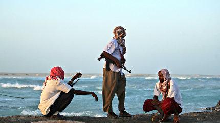 Prie Kamerūno krantų pagrobti 17 kinų ir ukrainiečių jūreivių