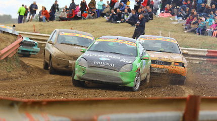 """Weekend Grand Race"" antrame etape triumfavo ""ATV Fanai"" ekipa"