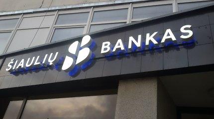 Šiaulių banko valdyboje turėtų dirbti A.Gaulia
