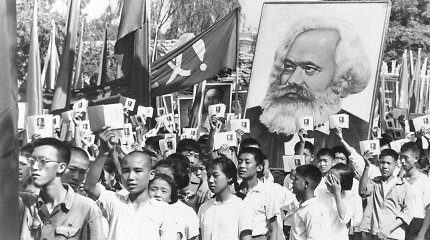 Komunizmas Azijoje: milijonus mirčių kainavusi ir gėdingai žlugusi kruvina utopija (I)