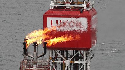 """""""Lukoil"""" pirmas šių metų pusmetis buvo pelningas"""