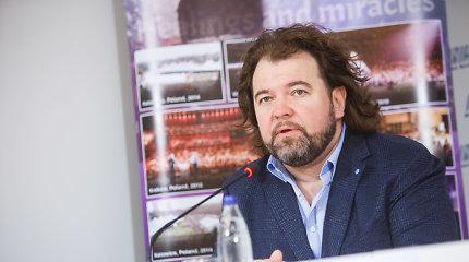 Operos solistui V.Vyšniauskui skirta meno kūrėjų asociacijos premija