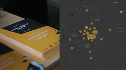 Lietuvos vaikai ir mokytojai kurdami interaktyvius žemėlapius taiko pažangiausias technologijas