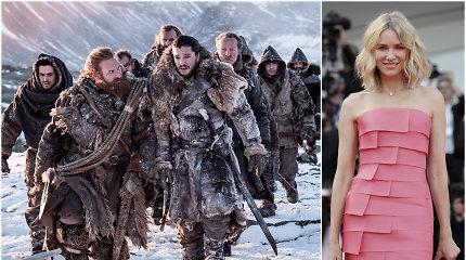"""""""Sostų karų"""" priešistorę naujame seriale pasakos Naomi Watts: gavo pagrindinį vaidmenį"""