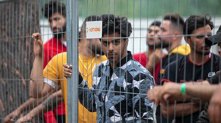 Pabėgėlis Ismailas: Irane mano šeimos laukia kankinimai ir vieša egzekucija