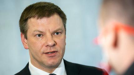 V.Šapoka: Lietuva galėtų skolintis 0,5–2 mlrd. eurų