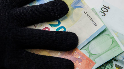 Vyriausybė: per pusmetį iš šešėlio surinkta 91 mln. eurų