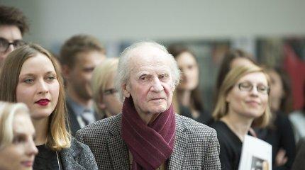 Vilniuje bus atsisveikinama su architektu A.Nasvyčiu