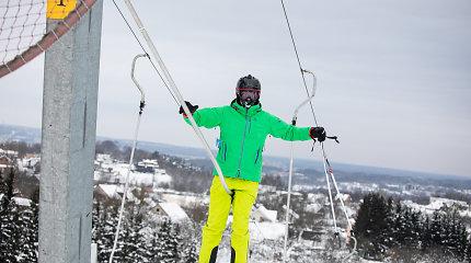 Apie mėnesį veikę slidinėjimo centrai apmokėjo skolas, bet sezonas – blogiausias per daugelį metų