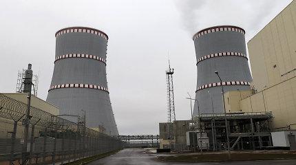 """""""Rosatom"""": Astravo AE pirmasis reaktorius parengtas pramoniniam naudojimui"""