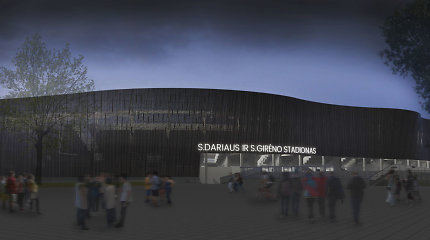 """""""Versina"""" svarsto, ar skųsti sprendimą dėl 1 mln. eurų užstato Kauno stadiono byloje"""